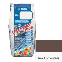 Затирка для швов MAPEI Ultracolor Plus 144 (шоколад)