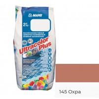 Затирка для швов MAPEI Ultracolor Plus 145 (охра)