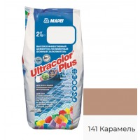 Затирка для швов MAPEI Ultracolor Plus 141 (карамель)