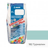Затирка для швов MAPEI Ultracolor Plus 182 (турмалин)