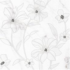 Mei панно LARA стена белая. Арт. LR2L052 (панно из 2 плиток)