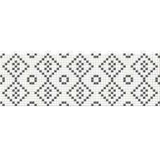 Mei вставка PRET A PORTE стена черно-белая 25х75 см Арт. PRP-WIU441