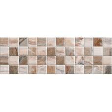 НЕФРИТ-КЕРАМИКА мозаика ЛИГУРИЯ 600х200х9мм коричневый 09-00-5-17-30-15-609