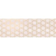 НЕФРИТ-КЕРАМИКА вставка декоративная ГОЛДЕН 600х200х9мм розовый 04-01-1-17-03-41-865-2