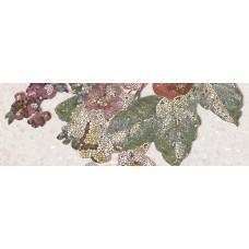 НЕФРИТ-КЕРАМИКА вставка декоративная БРЕТАНЬ 600х200х9мм бежевый 04-01-1-17-05-11-606-5